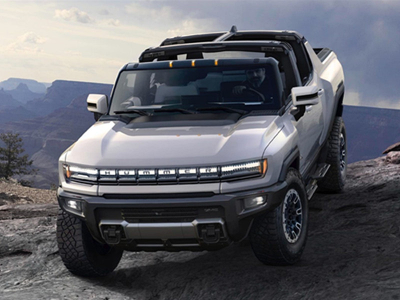 The Most Pleasent Surprise In 2020: The GM Hummer EV